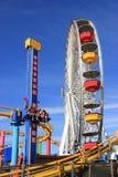 Vreedzaam Park in Santa Monica Royalty-vrije Stock Foto's