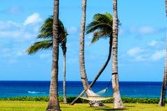 Vreedzaam Tropisch Paradijs Royalty-vrije Stock Afbeeldingen