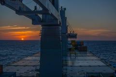 Vreedzame oceaan royalty-vrije stock foto's