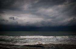 Vreedzame oceaan Stock Foto