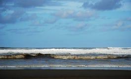 Vreedzame Oceaan Royalty-vrije Stock Afbeelding