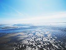 Vreedzame oceaan Stock Afbeelding