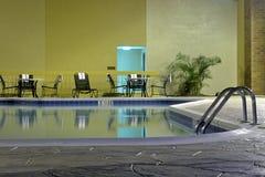Vreedzame Pool Royalty-vrije Stock Foto