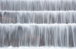Vreedzame Watervallen Royalty-vrije Stock Foto's