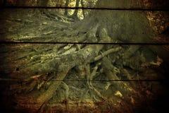 Vreemd hout stock afbeelding