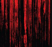 Vreemd rode en zwarte lijnen Op ??n of andere manier kijkt het als hout Ontzagwekkende Achtergrond royalty-vrije illustratie