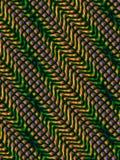 Vreemde textuur 2 van de microschakelings hoge resolutie Royalty-vrije Stock Foto's