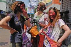 Vreemdelingen in India Royalty-vrije Stock Afbeeldingen