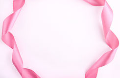 Vriden rosa banddananderam Fotografering för Bildbyråer