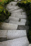 vriden trappa Fotografering för Bildbyråer