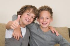 Vrienden voor het leven stock foto