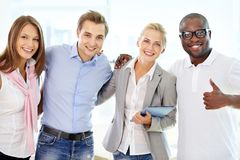 Vrienden in zaken Royalty-vrije Stock Fotografie