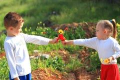 Vriendschap stock fotografie
