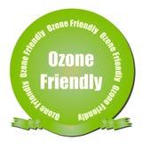 Vriendschappelijk ozon Stock Afbeeldingen