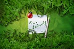 Vriendschappelijke Eco Stock Afbeeldingen