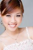 Vriendschappelijke Glimlach Stock Foto's
