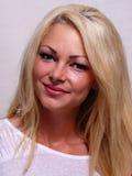 Vrij blond Stock Foto's