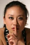 Vrij Chinees Meisje Stock Afbeeldingen