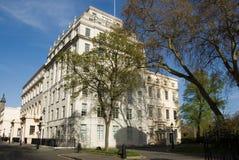 Vrij Frans Hoofdkwartier In oorlogstijd, Londen Stock Afbeeldingen