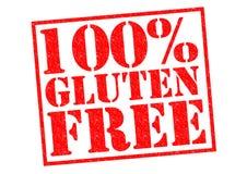 100% Vrij Gluten Royalty-vrije Stock Fotografie