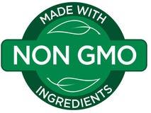 Vrij GMO Royalty-vrije Stock Foto