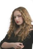 Vrij jonge dame Stock Fotografie