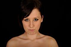 Vrij jonge vrouw Stock Fotografie