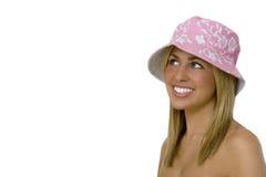 Vrij in Roze stock foto's