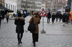 VRIJDAGklanten Stock Foto's