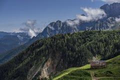 Vrije bergen Stock Fotografie