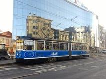 vrije mededeling in Tallinn Royalty-vrije Stock Foto's