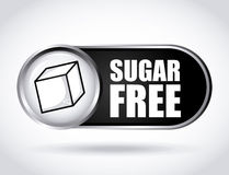 Vrije suiker Stock Afbeeldingen