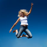 Vrijheid! Stock Fotografie