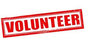 vrijwilliger stock afbeeldingen
