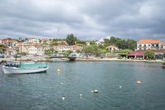 Vrobska on Hvar island, Croatia Royalty Free Stock Image