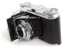 Vroeg 35mm filmcamera Stock Afbeelding