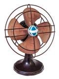 Vroeg de 19de eeuw elektrische ventilator Stock Afbeeldingen