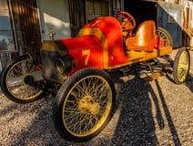 Vroeg - Th-20 de Raceauto van de Eeuwweg royalty-vrije stock foto's