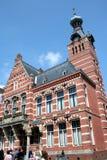 Vroeger stadhuis stock foto's