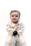 Vroegere Baby Royalty-vrije Stock Afbeeldingen