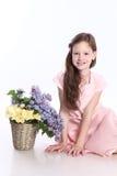 Vrolijke Bloemen stock foto's