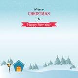Vrolijke Christmas3 Stock Afbeeldingen
