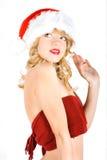 Vrolijke Funky Kerstmis Stock Fotografie