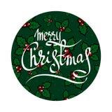 Vrolijke Kerstmis-15 Royalty-vrije Stock Foto's