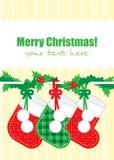 Vrolijke Kerstmis 2 Royalty-vrije Stock Fotografie