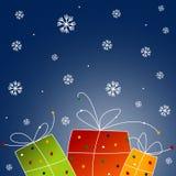 Vrolijke Kerstmis! Stock Afbeeldingen