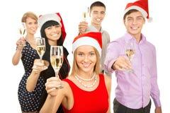 Vrolijke Kerstmis Royalty-vrije Stock Foto