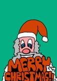 Vrolijke Kerstmis!! Royalty-vrije Stock Fotografie