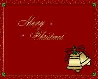 Vrolijke Kerstmis 4 Royalty-vrije Stock Afbeelding