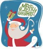 Vrolijke Kerstmis Stock Afbeelding